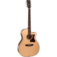CORT GA10F-NS   Guitarra Electroacústica Grand Regal Natural Satin