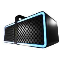Hercules HER-WAE-NEO | Parlante Bluetooth Portatil con Reproductor Mp3