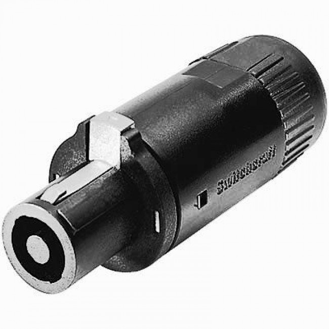 SWITCHCRAFT HPCC4F | Conector para cable SPEAKON 4 polos