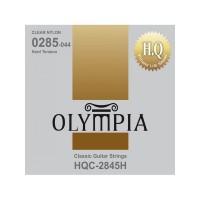 OLYMPIA HQC2845H | Cuerdas para Guitarra Clásica Hard Tension Calibres 285-44