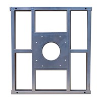 LION SUPPORT K1262 | Base cuadrada para estructuras k1200