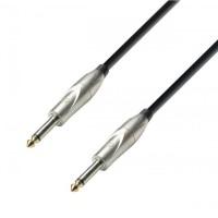 ADAM HALL K3IPP0300 | Cable de Instrumento de Jack 6,3 mm mono a Jack 6,3 mm mono 3 m
