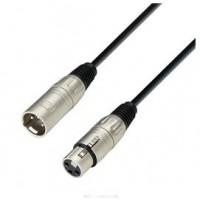 ADAM HALL K3IPP0600 | Cable de Instrumento de Jack 6,3 mm mono a Jack 6,3 mm mono 6 m