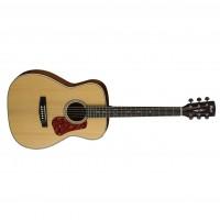 CORT L100C-NS | Guitarra acústica Concierto Natural Satin