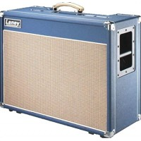 "LANEY L20T-212 | Combo Valvular Lionheart Azul de 1x12"" de 20 Watts"