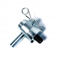Lion Support LT-S201 | Halt Spigot Pin Kit 3 pcs Acero