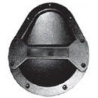 Lion Support M135 | Manija Plástica de Embutir Ovalada para Bafle