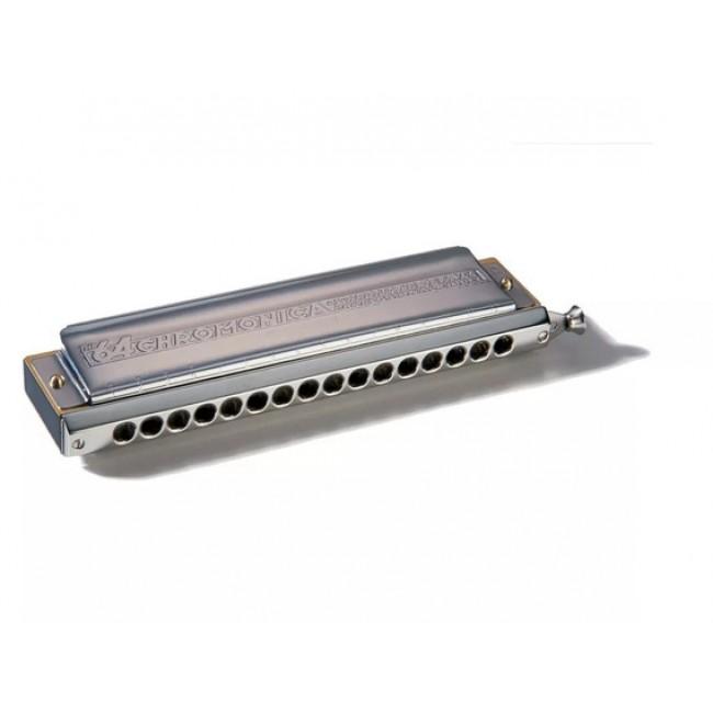 HOHNER M28001 | Armónica Serie Chromonica de 64 Voces