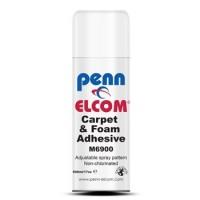 Penn Elcom M6900 | Adhesivo en Spray para Alfombras, Vinilos y Espumas