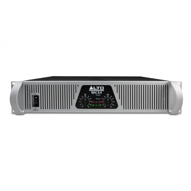 ALTO PROFESSIONAL MAC2.4 | Amplificador de Potencia de 2 Canales