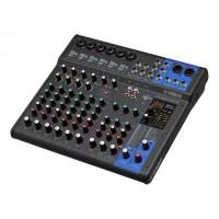 YAMAHA MG12XUK | Consola de mezclas de 12 canales de la serie MG