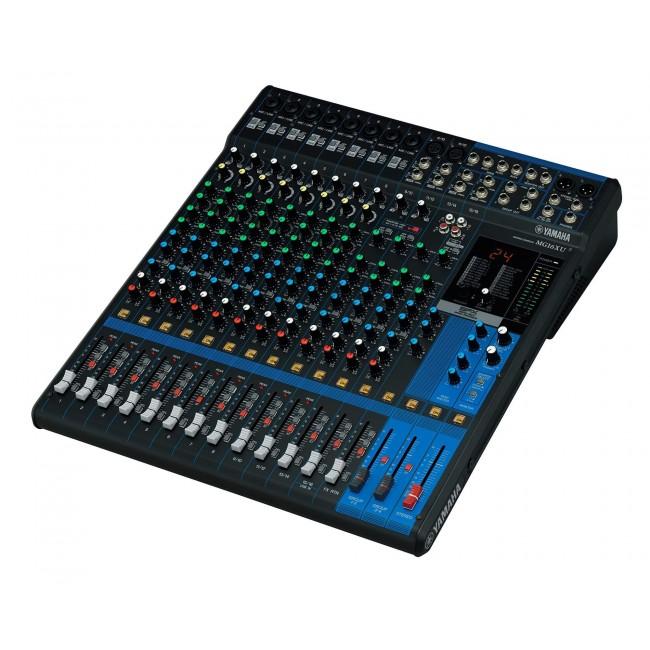 YAMAHA MG16XU | Mezclador mixer de 16 canales