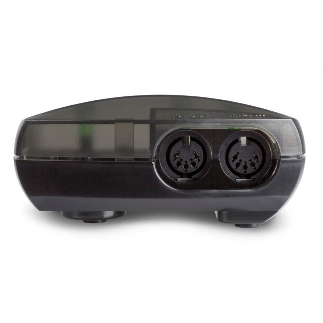 M-AUDIO MIDISPORT1X1 | Interfaz MIDI Alimentada por USB de 1 Entrada / 1 Salida