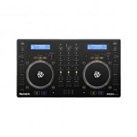 NUMARK MIXDECKEXBK | Controlador de DJ Premium con Reproducción de CD y USB