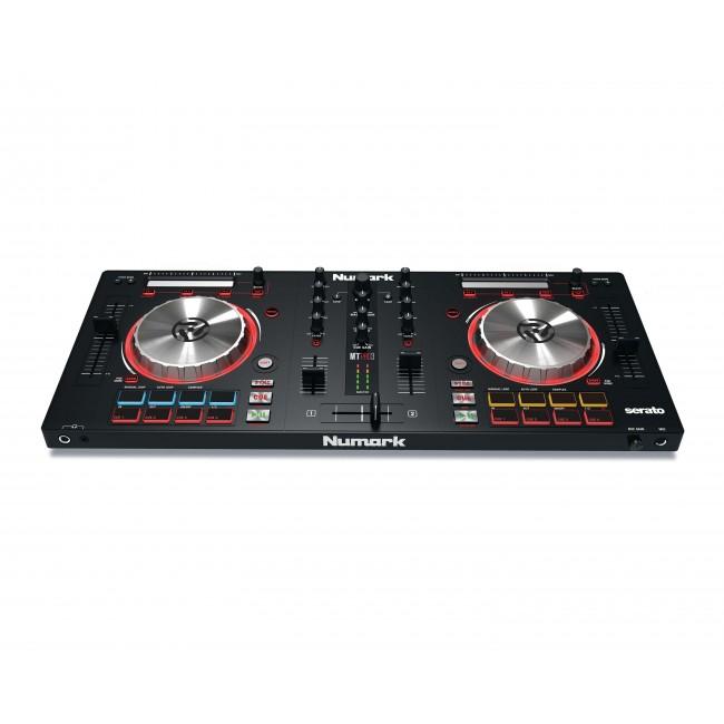 Numark MIXTRACKPRO3   Controlador DJ 2 canales 2 crates