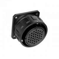 Amphenol MP-4164-85 | Conector Hembra Chasis Multipin de 85 Pines