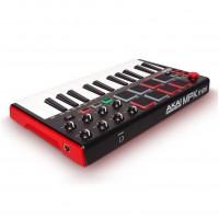 AKAI MPKMINI2 | Teclado Controlador MIDI USB de 25 Notas