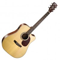 CORT MR600F-NS | Guitarra Electroacústica Dreadnough Natural Satin