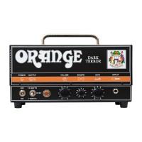 ORANGE OS-D-DA-15H | Cabezal para Guitarra 15 Watts Con Bucle FX