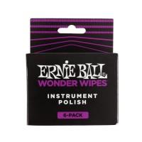ERNIE BALL P04278   Paquete de 6 Paños para Pulir Instrumentos