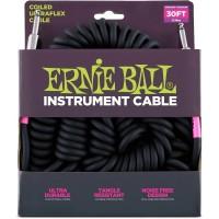 ERNIE BALL P06044 | Cable de instrumento recto / recto en espiral