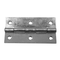 Penn Elcom P0620 | Bisagra Simple con Agujeros Pre Cortados 70x37,4mm