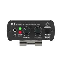 BEHRINGER P1 | Amplificador para audífonos monitoreo Personal