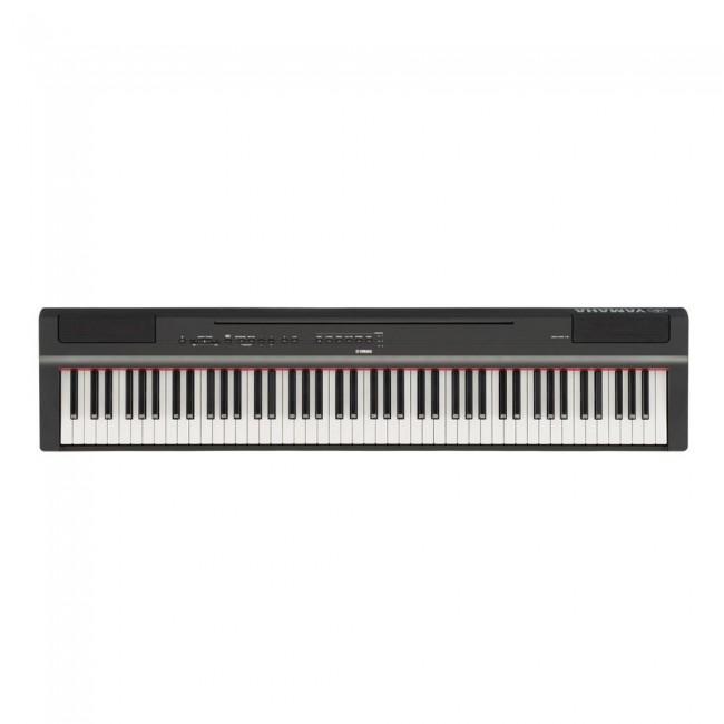 Yamaha P125B   Piano digital de 88 teclas