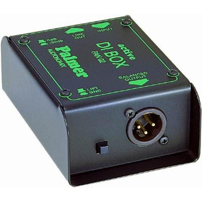 PALMER PAN02   Caja de Inyección Directa activa