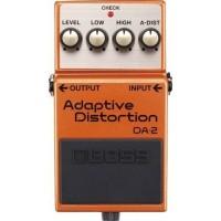 BOSS DA2 | Pedal Compact Distorsión Adaptativa