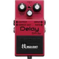 BOSS DM2W | Pedal Delay Waza Craft
