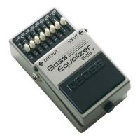 BOSS GEB7 | Pedal Bass Equalizer
