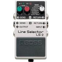 BOSS PD-RL-LS2   Pedal Line Selector LS2