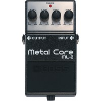 BOSS ML2 | Pedal Metal Core