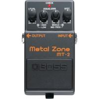 BOSS PD-RL-MT2   Pedal Metal Zone MT-2