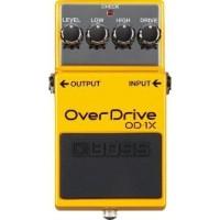BOSS OD1X | Pedal Overdrive