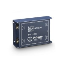 PALMER PLI02 | Caja de aislamiento de línea de 2 Canales