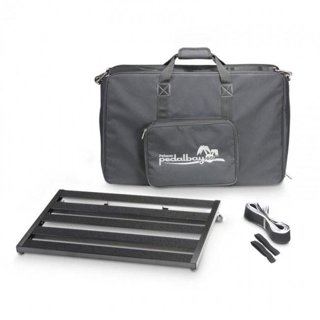 PALMER PPEDALBAY60L | Pedalera Lightweight variable con Bolsa de Transporte acolchada 60cm