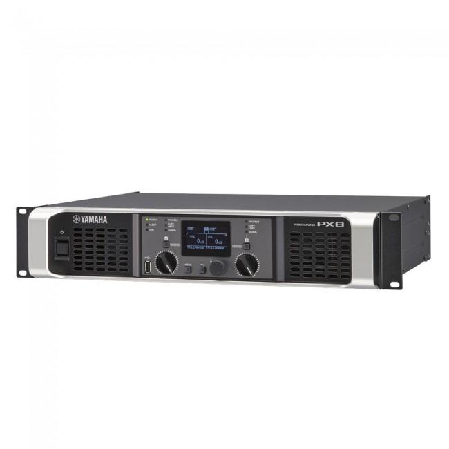 YAMAHA PX8 | Amplificador Digital Potencia 800w