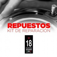 18 Sound R6ND430 | Kit de Reparación de Parlante Woofer 6ND430