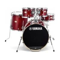 YAMAHA SBP0F5CR | Batería Acústica Stage Custom Birch Cranberry Red