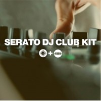 Serato Serato-Club-Kit | Pack que Incluye Core Serato DJ + Pack de Expansion DVS