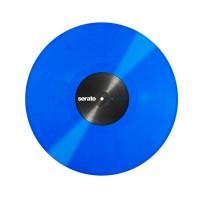 """Serato SCV-PS-BLU-OV   Vinilo de Control para Serato DJ Y Scratch Live de 12"""" Azul"""