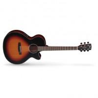 CORT SFXE-3TSS |  Guitarra Electroacústica 3 Tone Satin Sunburst