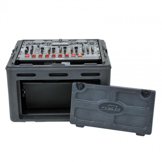SKB SKB-DJ-AMP-RACK   Anvil para Audio y DJ