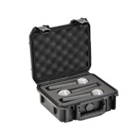 SKB SKB-MALETA-MICX3 |  Estuche Impermeable para 3 Micrófonos
