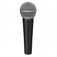 BEHRINGER SL84C | Micrófono Dinámico Cardioide Vocal De Mano