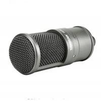 TAKSTAR SM-8B-S | Micrófono de Condensador Profesional con Preamplificador