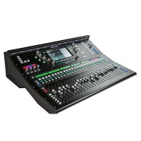 Allen & Heath SQ-6 | Consola Digital De 48 Canales 36 Buses y 25 Faders
