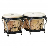 """TYCOON STBS-B-WI   Bongos Supremo Select Series Willow 7"""" + 8.5"""""""